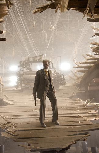 El señor Sloan (Morgan Freeman)